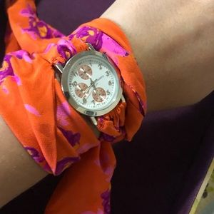 Urban Outfitters wrap around wrist watch
